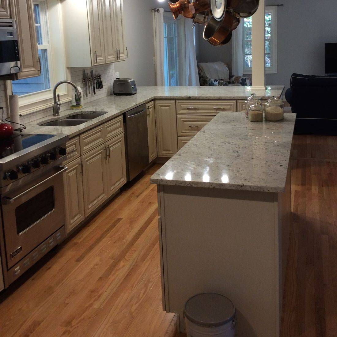 New Kitchen Kennebunk Maine