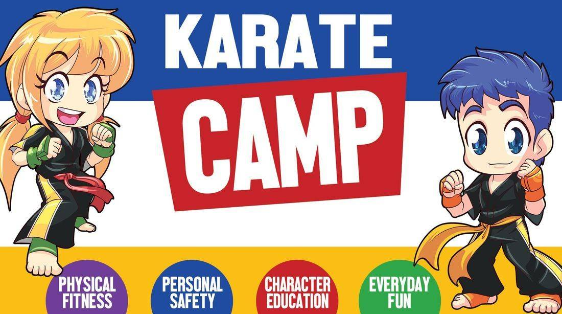 Karate Camp - Summer Camps