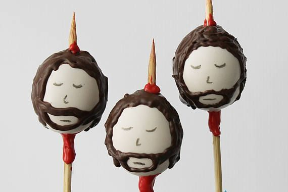 Game Of Thrones Cake pops Custom cakepopsStars New Year Cake pops