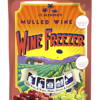 Wine Freezer Mulled Wine