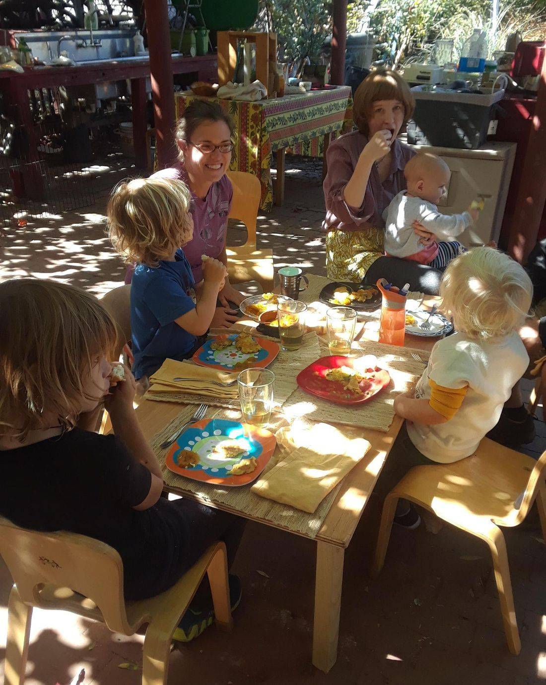 mindful and local ecological preschool