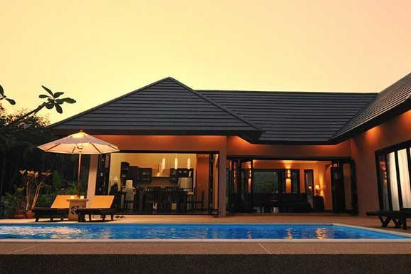 2 bedroom luxury pool villa for sale in Ao Nang, Krabi