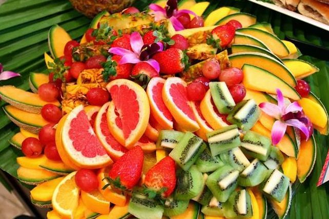 tropical catering seattle