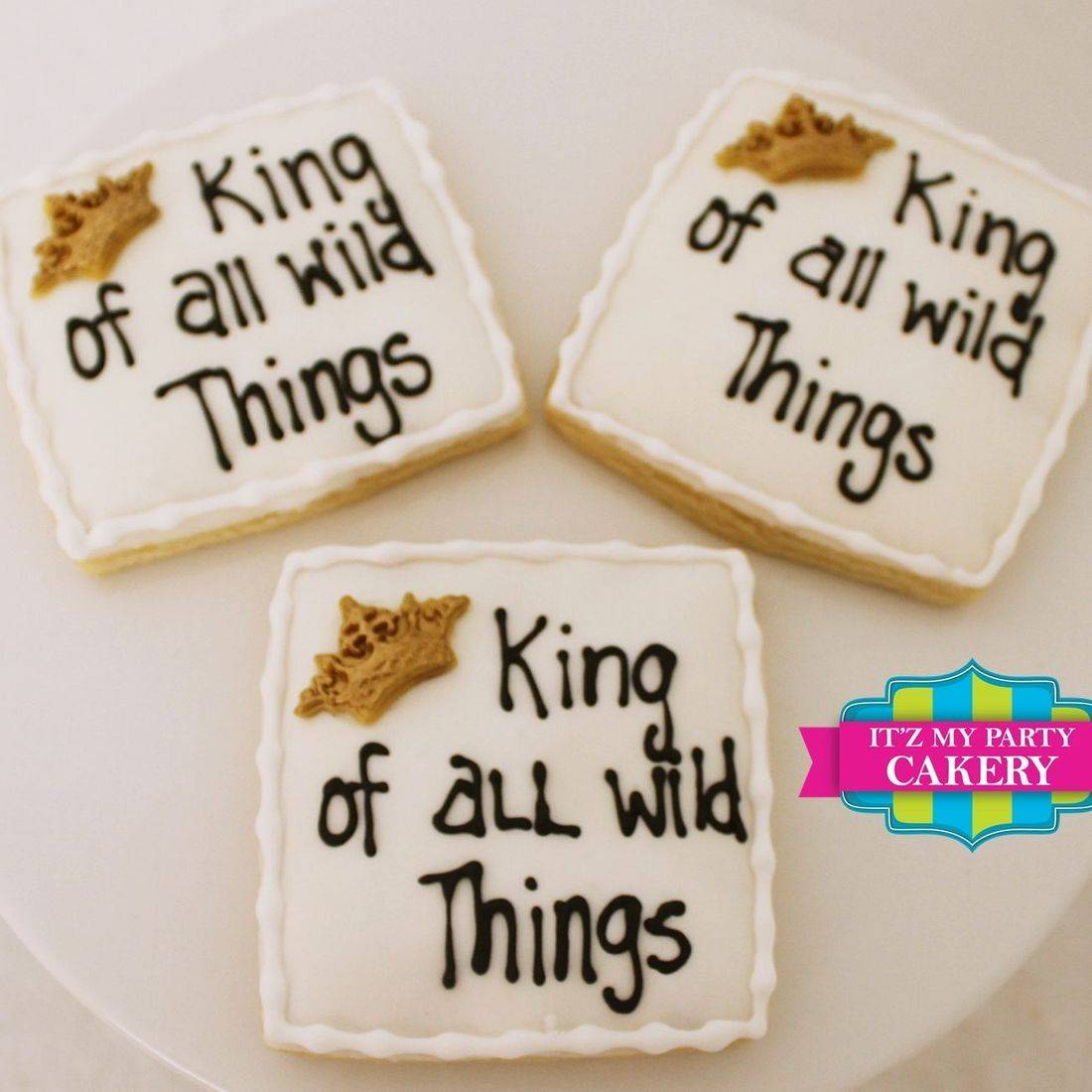King of All Wild things  cookies Milwaukee