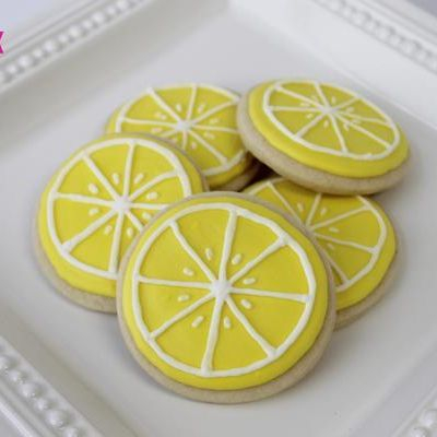 Lemon Slice Cookies Milwaukee