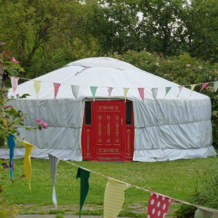 Quirky and Romantic Vintage Caravan for two by Coed Hills Weddings
