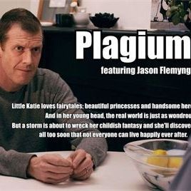 Promo image for, Plagium, starring Jason Flemyng.