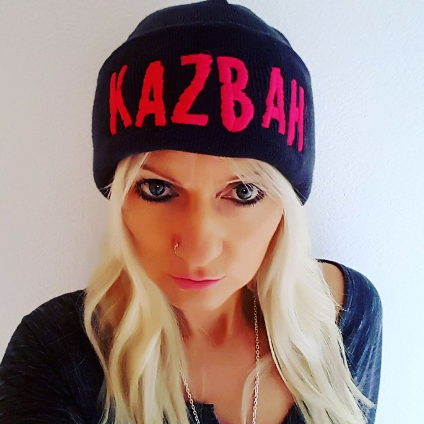 Beanie hat available from Kazbah online and our Leicester  City Centre shop