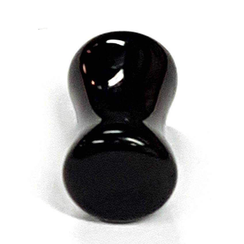 12mm Obsidian plug  available at Kazbah online or our Leicester City Centre store