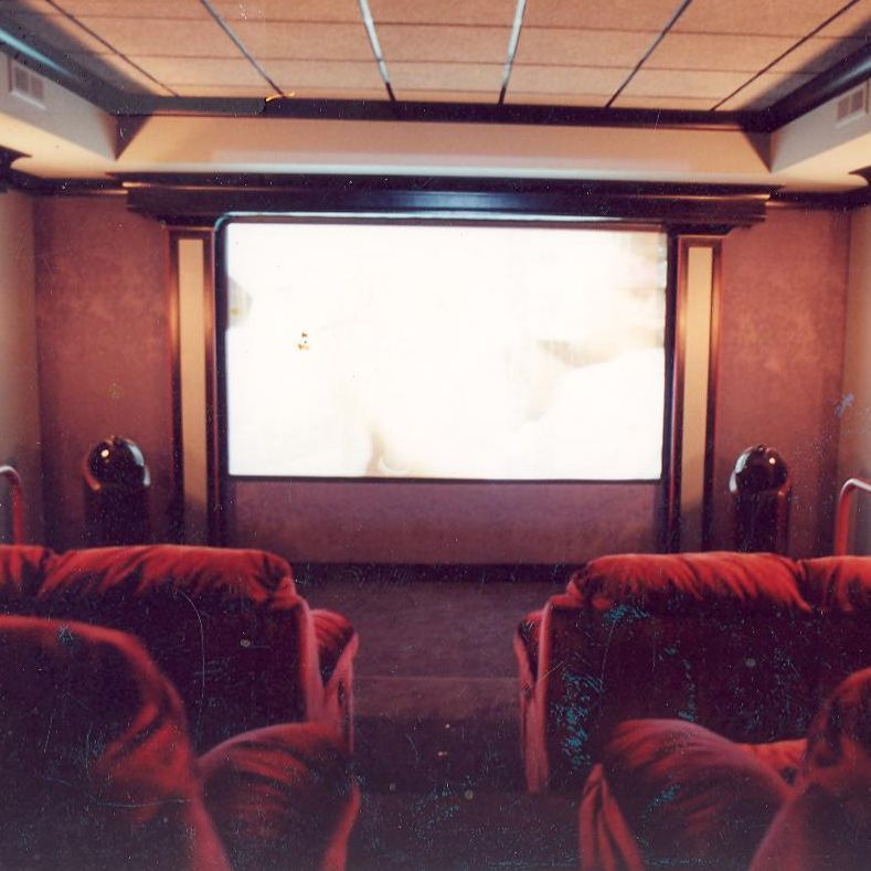 custom home theater