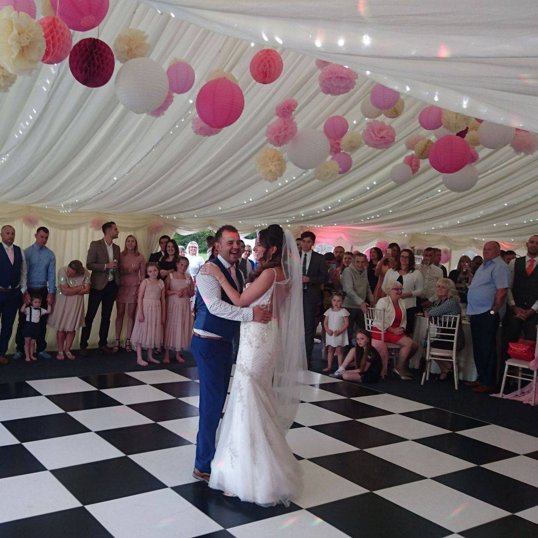 Wedding DJ Hire in Northamptonshire
