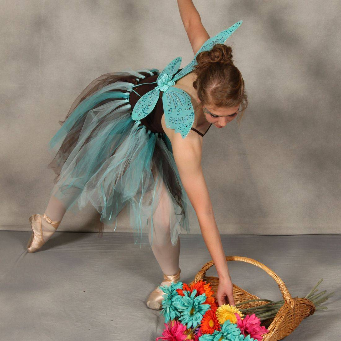 Our fairy ballet was a success, and a terrific celebration of another great year of dance classes.