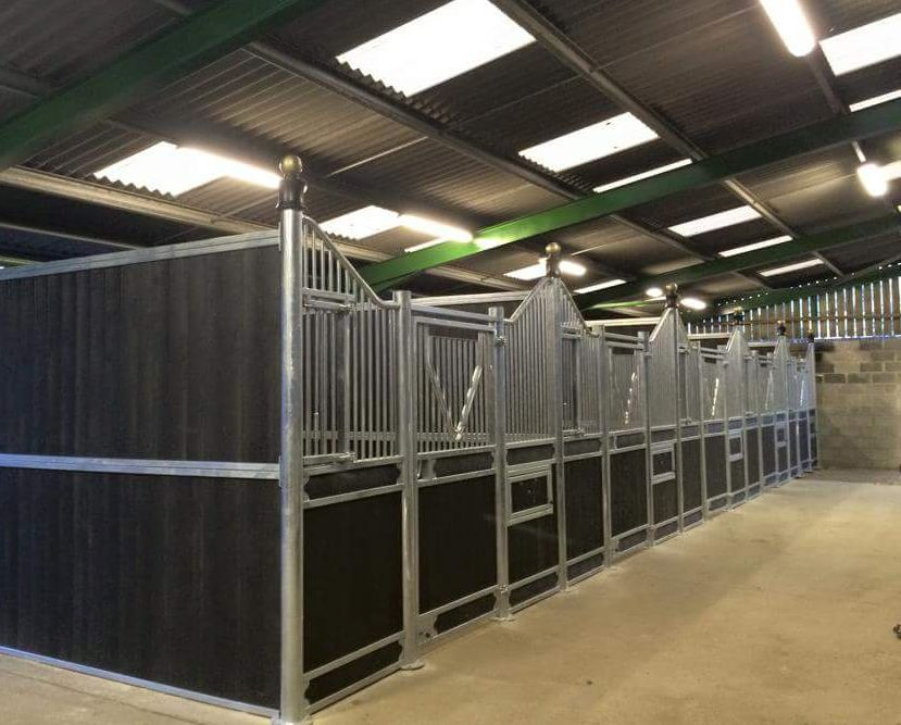 Internal Stable  Professional Range, Easten Equestrian,  Bradmore stables compatable