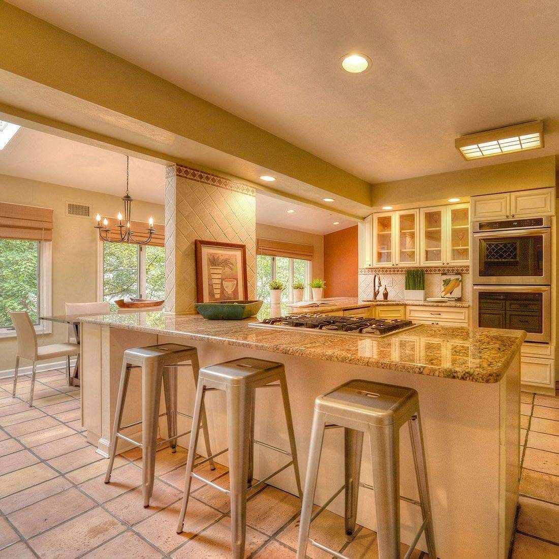 Residential Staging - Kitchen