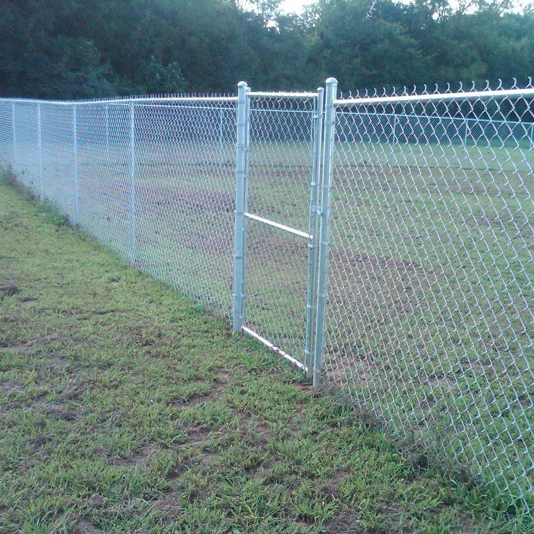 Aluminum Chain Link Fence