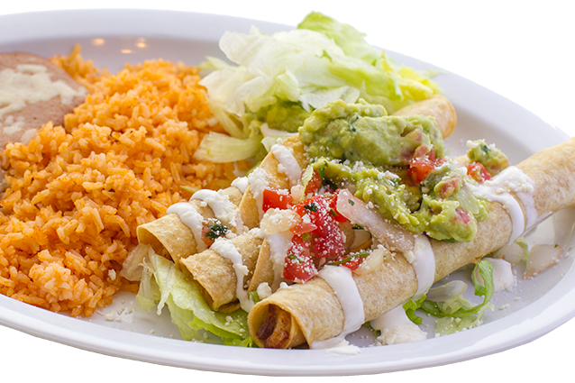 Add flautas to your event.