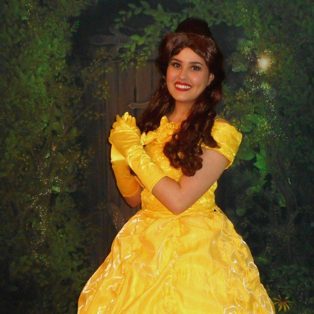Princess Belle for Birthdays