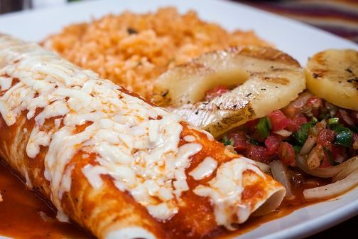 Try our carne asada burrito