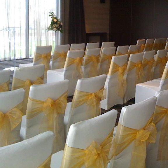 Lanark chair cover hire