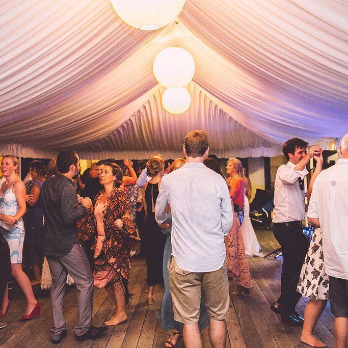 Surf Club celebrations Byron Bay Wedding