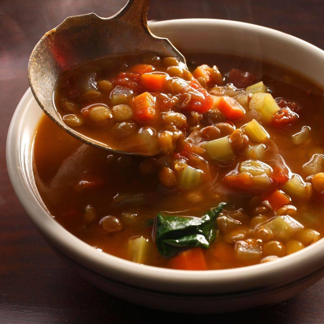 Простой и вкусный суп рецепт пошагово в
