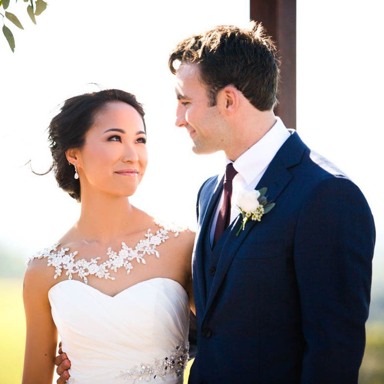 The look of Love - Anna and Greg at Horizon
