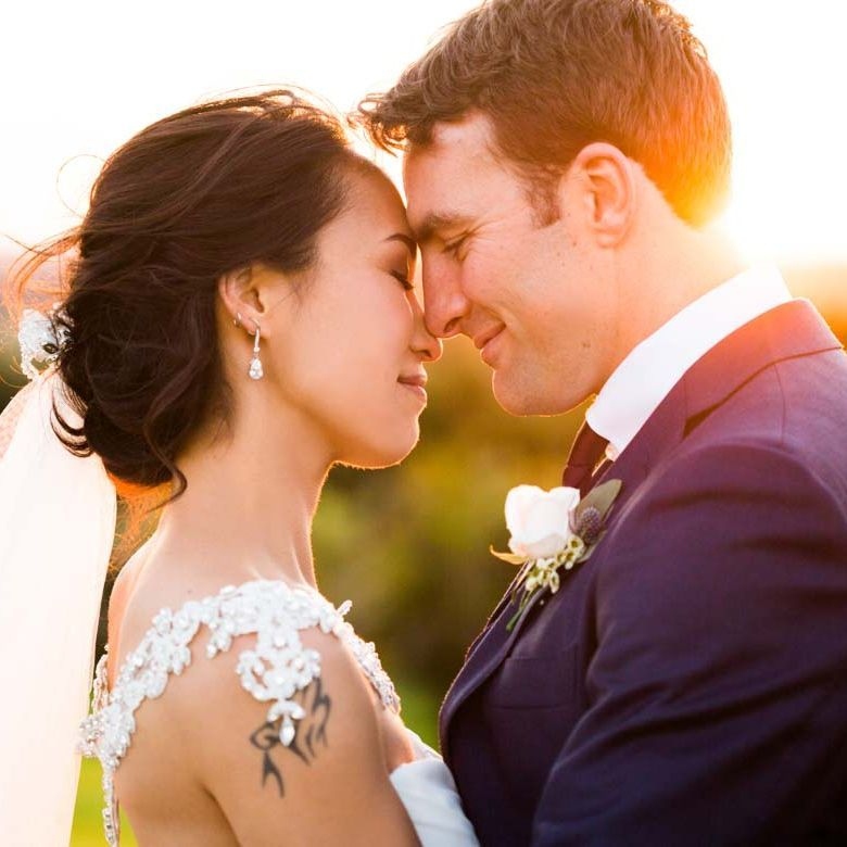 Anna and Greg - married at Horizon