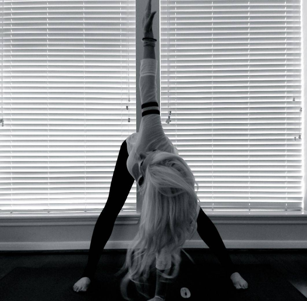 Wide-Legged Forward Fold (Prasarita Padottanasana I)
