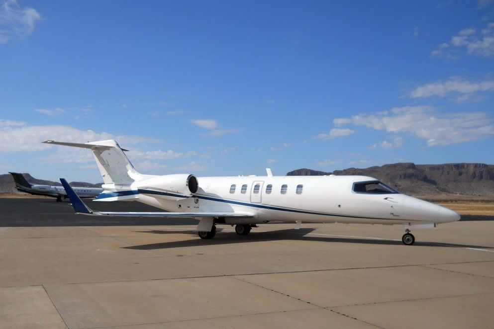 the Hawker 750, Lear 45XR and Legacy 450.