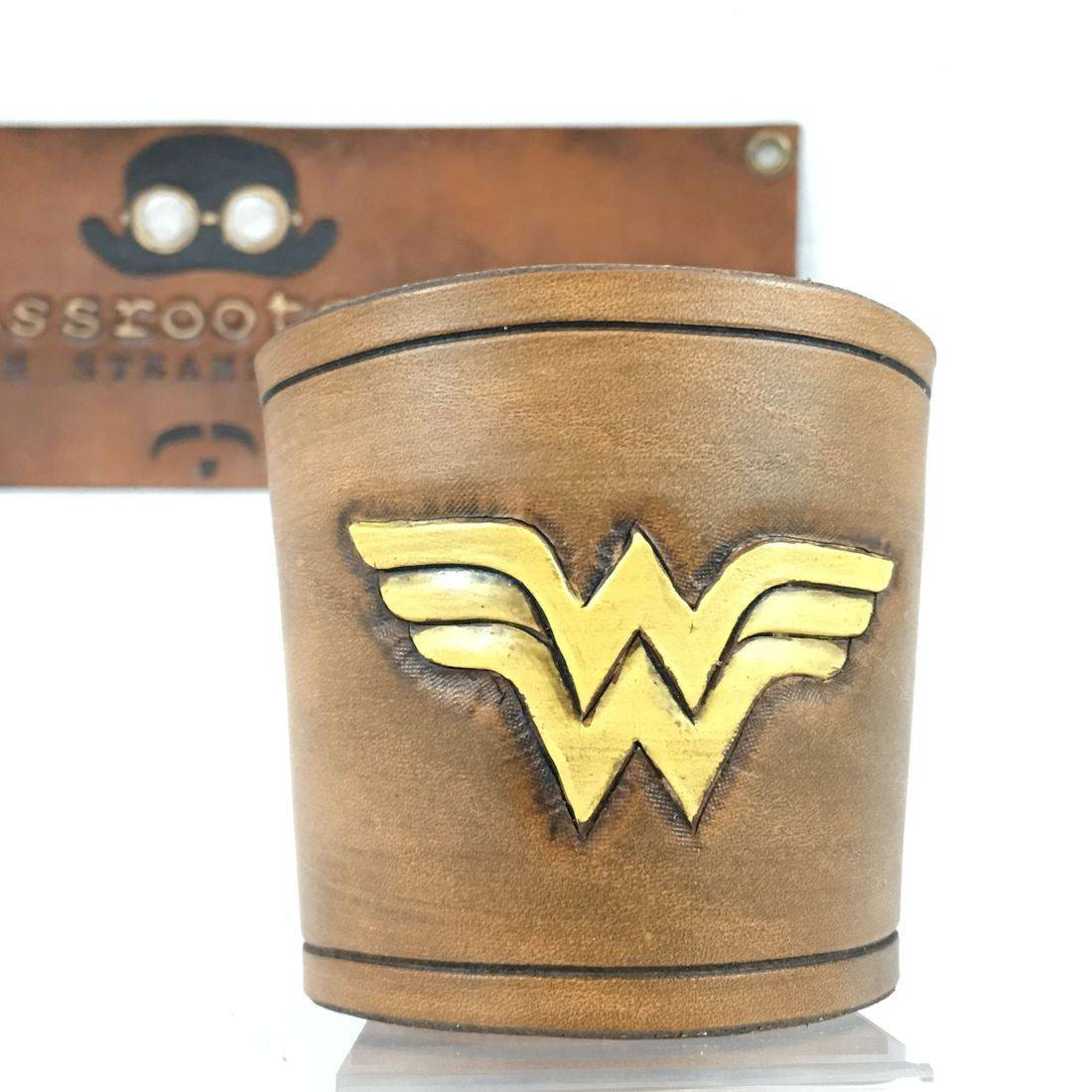 Coffee Cup Sleeve - Wonder Woman