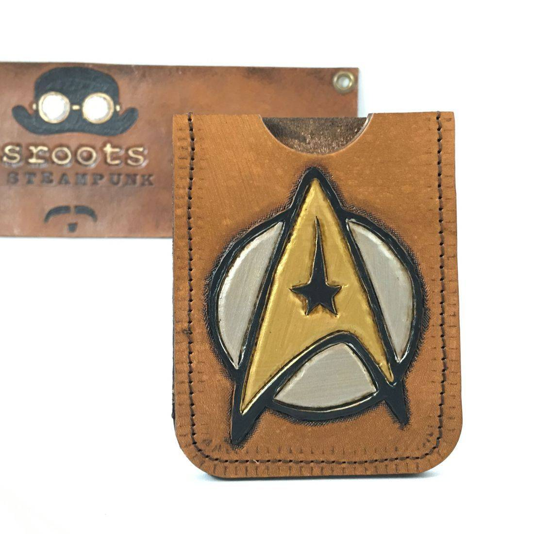 Single slot wallet Star Trek Enterprise