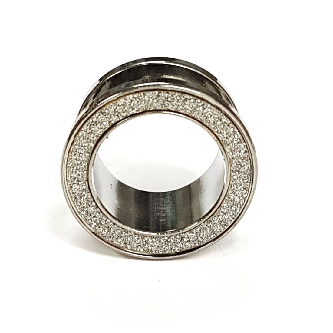16mm Titanium Tunnel available at kazbah online or our Leicester City Centre Store