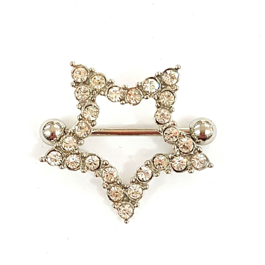 Star Nipple Bar   available at Kazbah online and our Leicester City Centre Shop