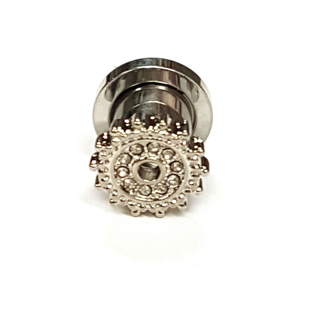 14mm Titanium Tunnel available at kazbah online or our Leicester City Centre Store