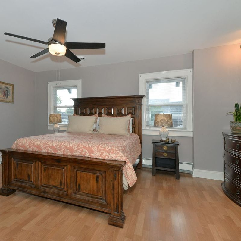 Residential Staging - Master Bedroom