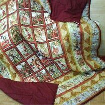 Michael Miller Autumn Fairies Quilt