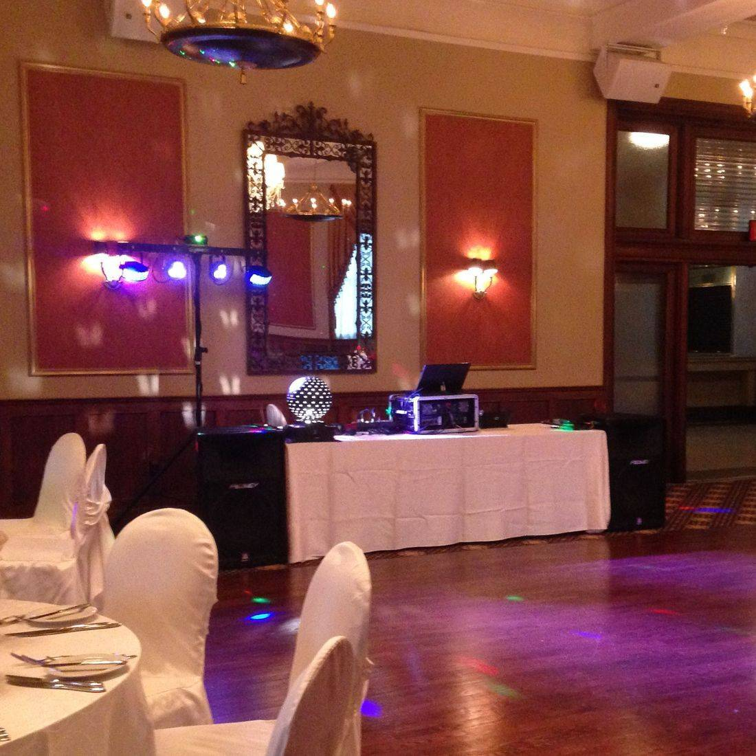 Mr. Productions DJ Service at a grade 8 graduation at Liuna Station in Hamilton.