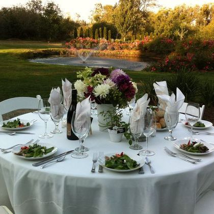Bellevue wedding catering