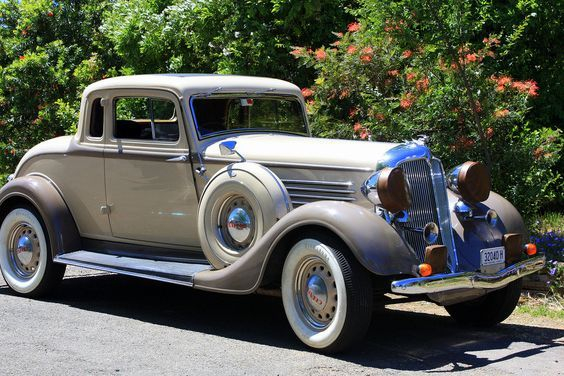 antique cars for weddings