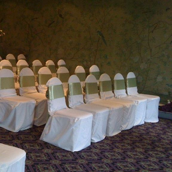Edinburgh chair cover hire