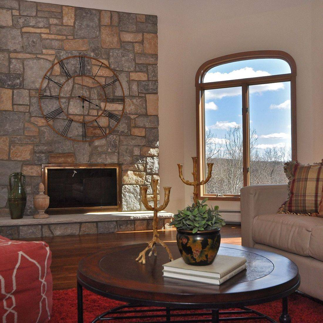 Luxury Staging - Living Room