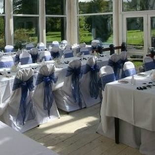 Private home chair cover hire scotland