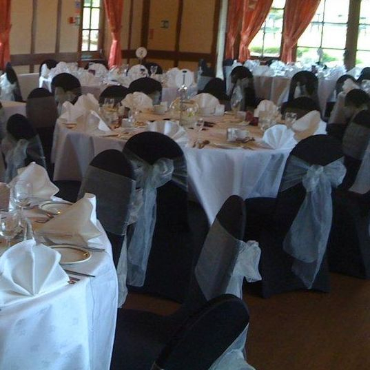 Chair cover hire edinburgh