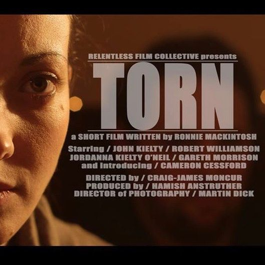 Torn directed by Craig James Moncur