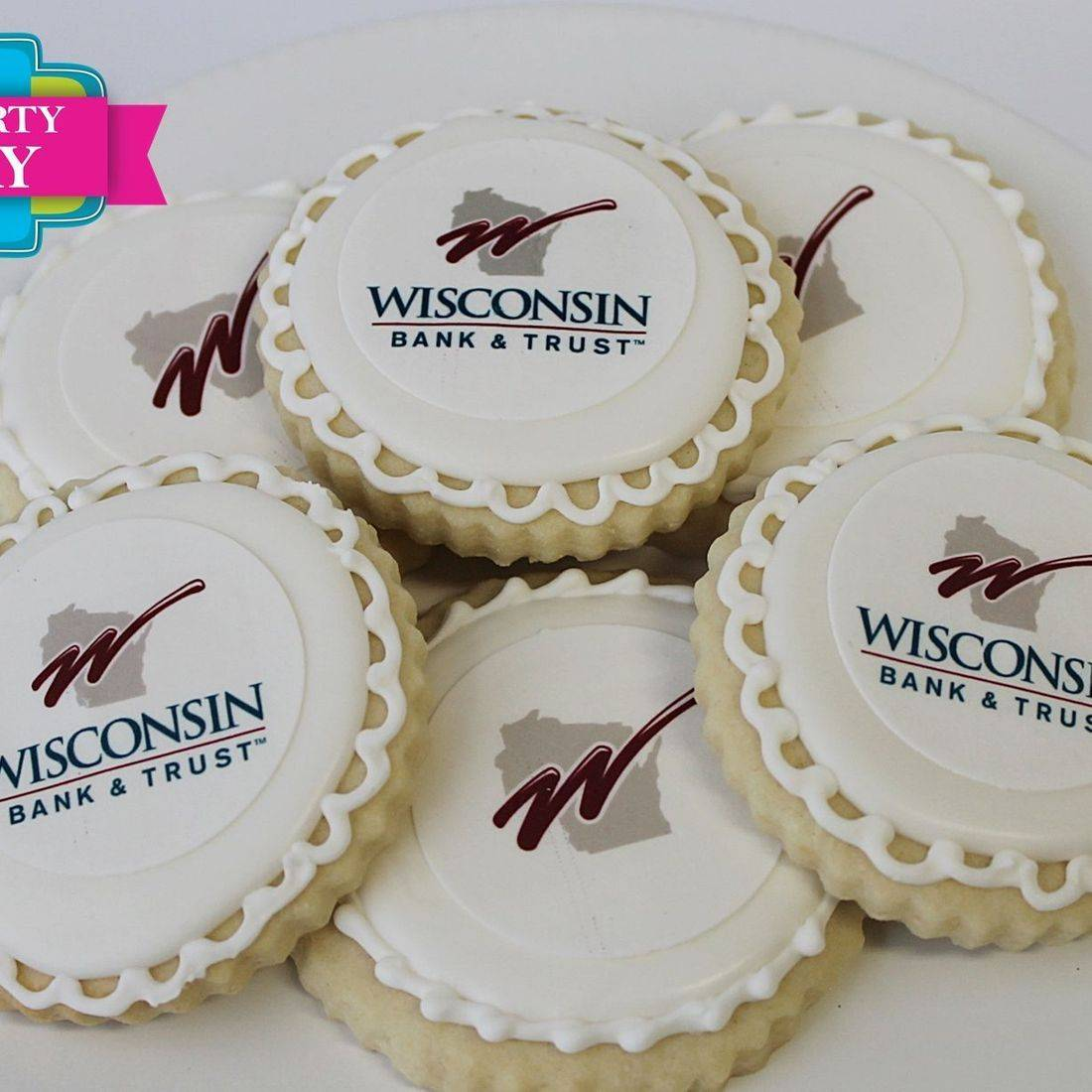 Logo Corporate Photo Cookies Milwaukee