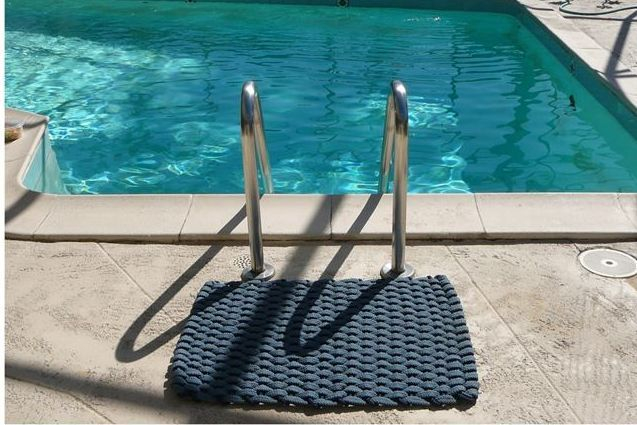 Rockport Rope Pool Mats