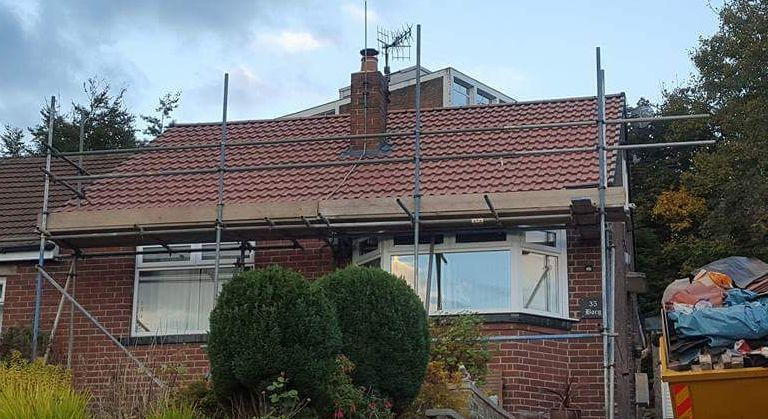 fascia, soffits and gutterings