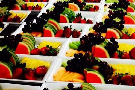 continental breakfast catering