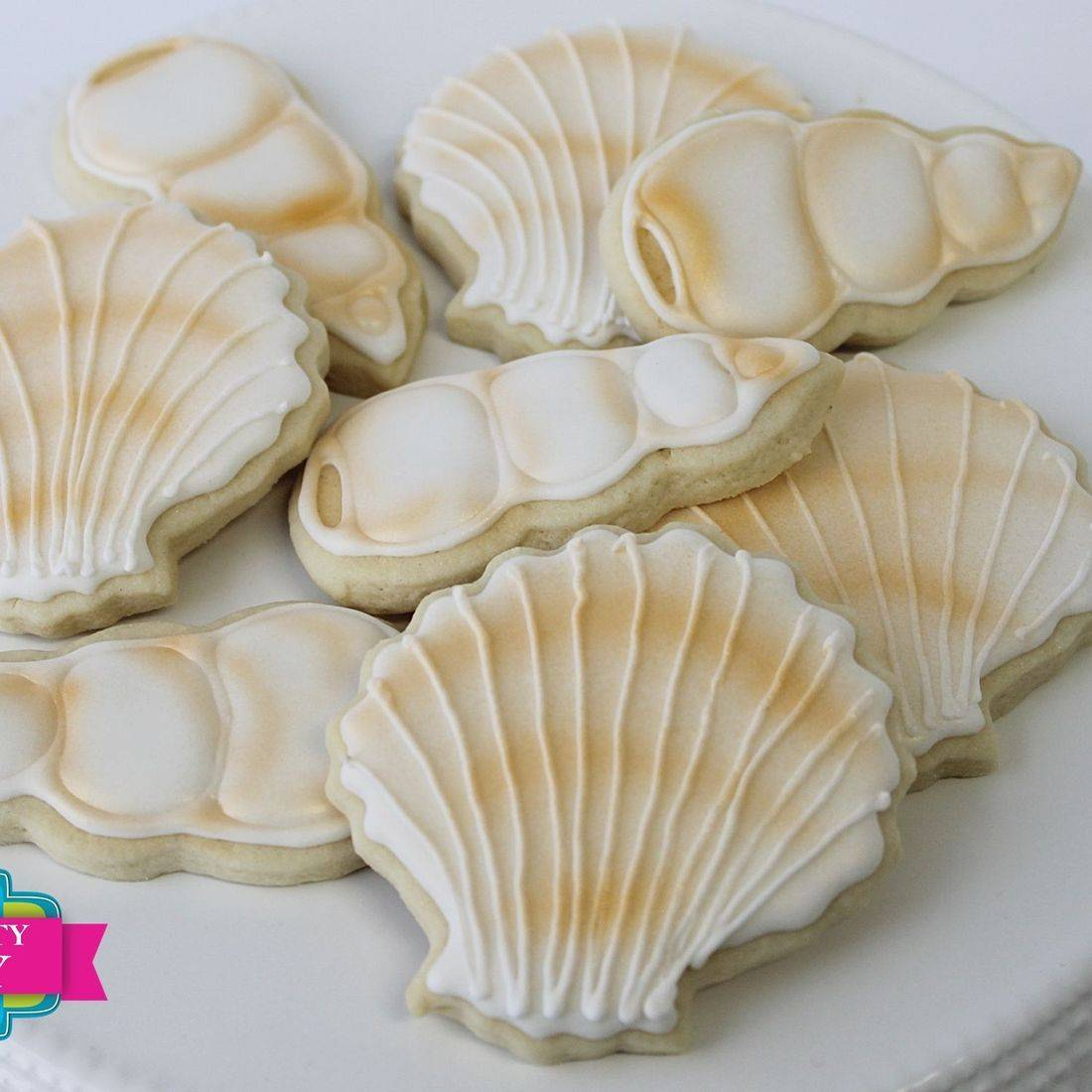 Sea Shell Cookies Milwaukee
