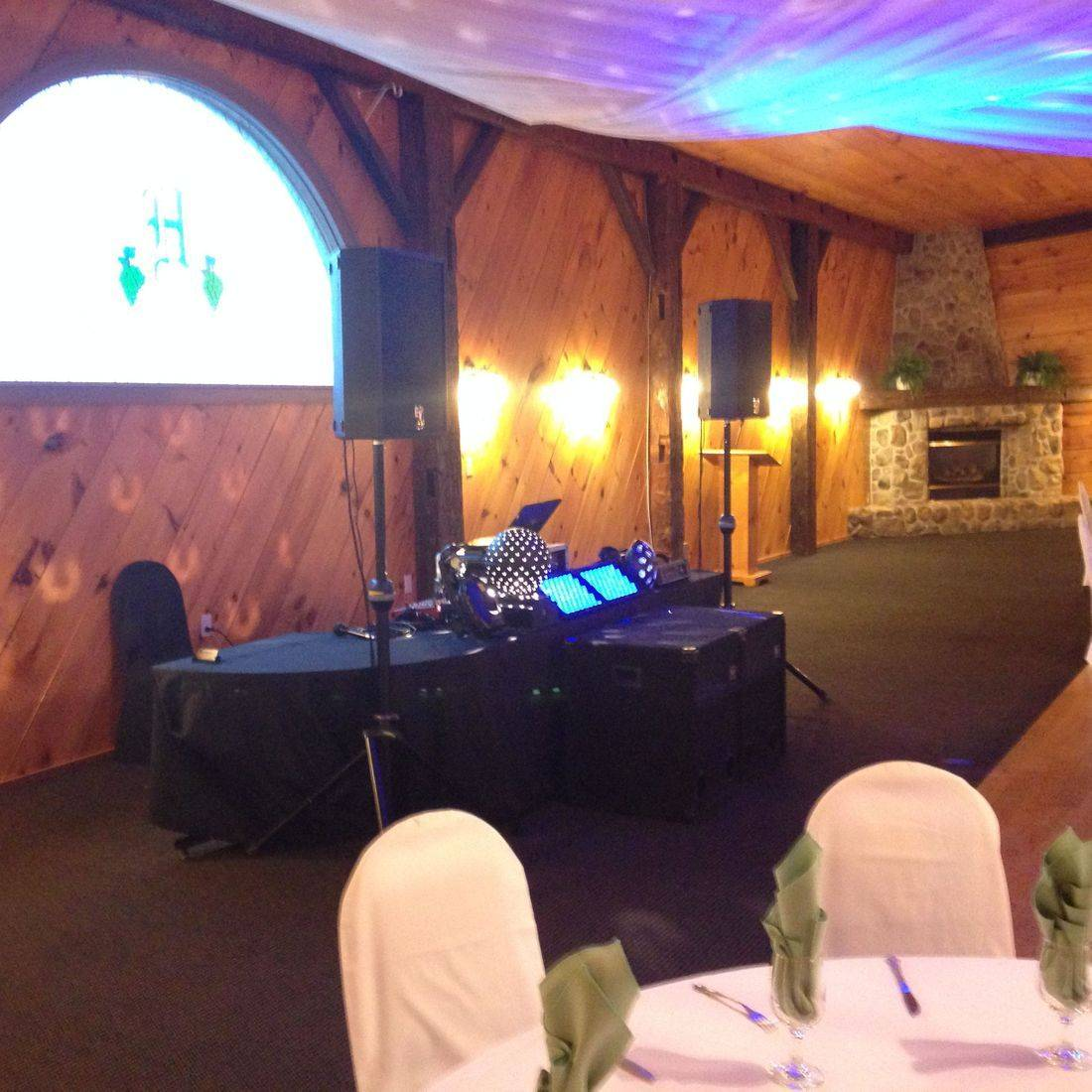 Mr. Productions DJ Service at Grimsby Secondary School's Formal at Hernder Estate Wines